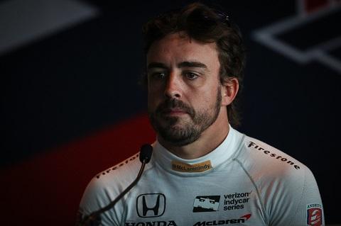 2017 Alonso persconferentie