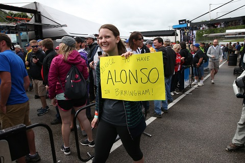 2017 Alonso Fan