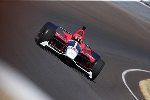 2017 Dallara Honda