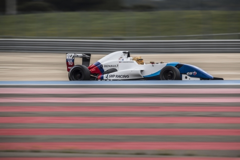 eurocup formule renault 2 0 palmer en shwartzman bovenaan in test paul ricard. Black Bedroom Furniture Sets. Home Design Ideas