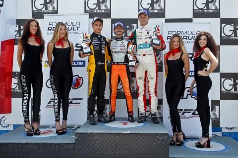 Podium Race 2 - Monza