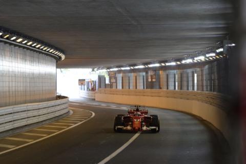 Räikkönen tunnel
