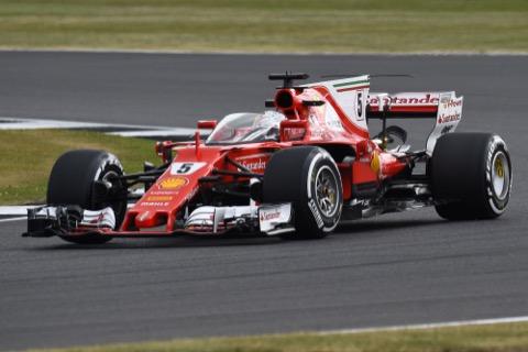 Vettel shield