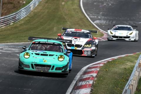 170523 24h Nurburgring Falken Porsche