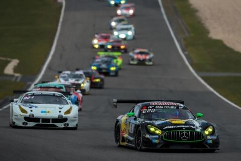 170523 24h Nurburgring Haribo Mercedes