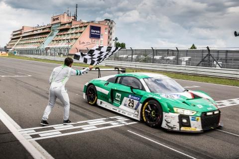 170528 24h Rennen Audi Finish