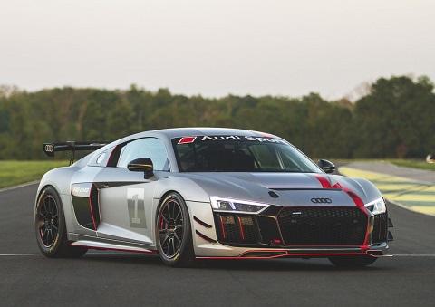 2017 Audi GT4