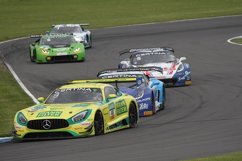 2017 ADAC GT Masters Dontje