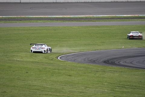 2017 Incident Audi Mercedes