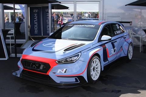 TCR Hyundai