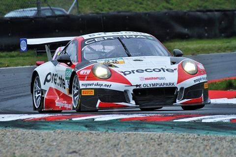 2017 Precote Porsche