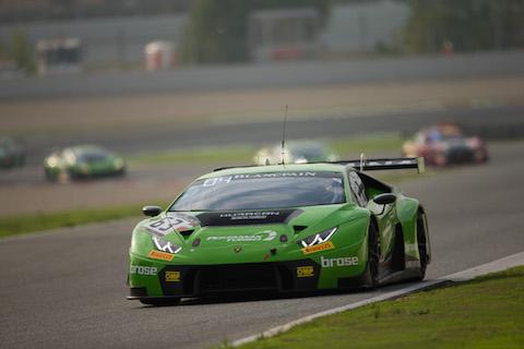 171001 Blancpain race Lamborghini