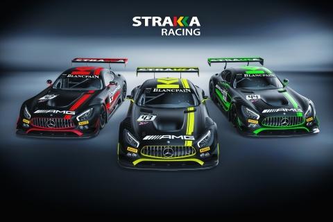 Strakka 2018 reveal