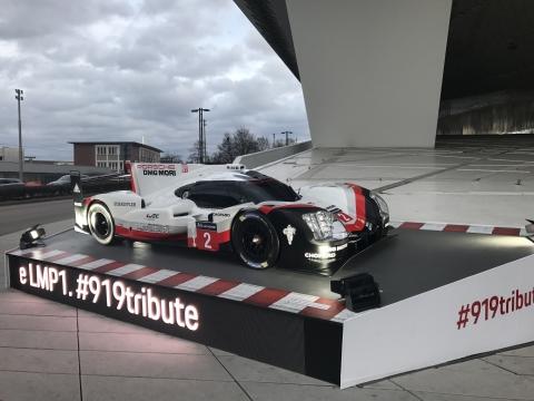 171210 Porsche LMP1 Museum