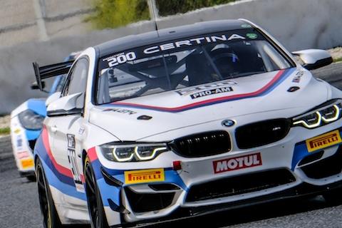 170930 GT4 BCN R1 BMW Actie