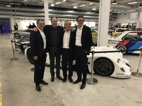 171216 BMW Kwartet LMP900