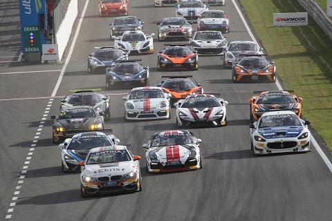 2017 Start GT4 Race