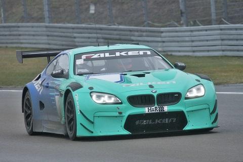 2017 Falken BMW