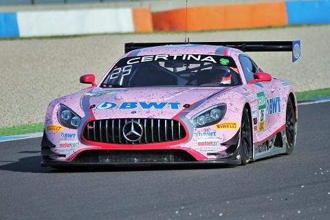 2017 Mücke Motorsport