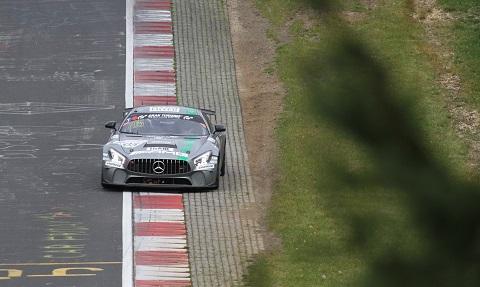 VLN Mercedes