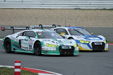 2017 Intern Audi Duel