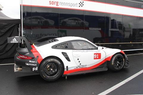 2017 GTE Porsche 1