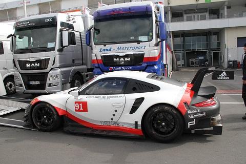 2017 GTE Porsche 3