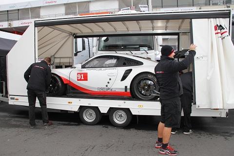 2017 GTE Porsche 4