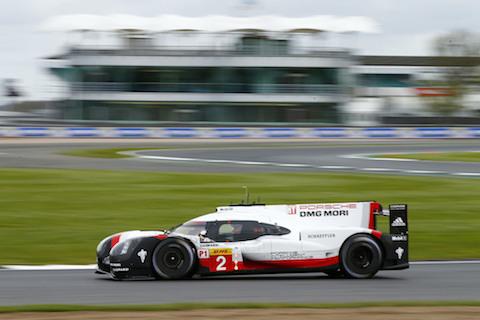 170416 FIA WEC Porsche