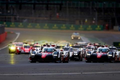 170416 FIA WEC Start