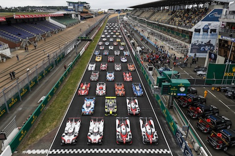 170604 Le Mans Test 1