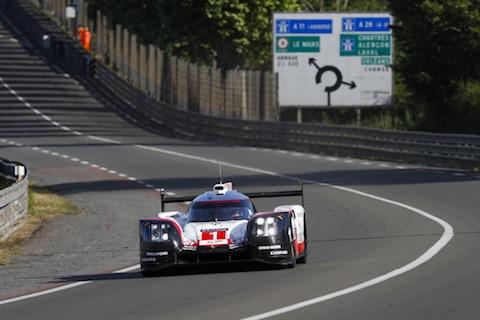 170604 Le Mans Test 919