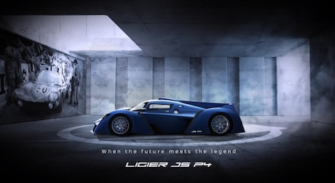 170614 Le Mans Nieuws Ligier LMP4