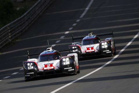 170614 Le Mans Porsche LMP1
