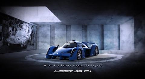 170614 Nieuws Ligier LMP4