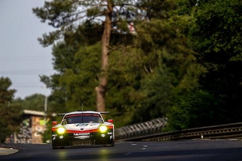 170616 Le Mans News Porsche