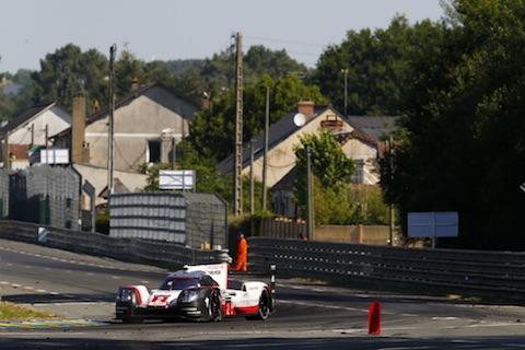 170618 Le Mans orsche2