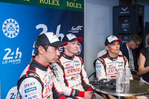 Le Mans 2017 Qualify BvdW-11