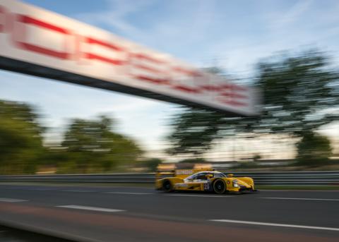 Le Mans 2017 Qualify BvdW-8