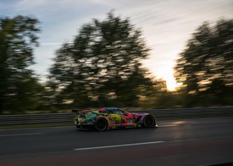 Le Mans 2017 Qualify BvdW-9