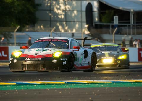 Le Mans Race Zondag BVDW-13