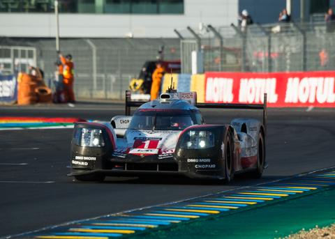 Le Mans Race Zondag BVDW-15