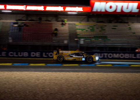 Le Mans Race Zondag BVDW-4