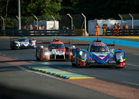 Le Mans Race 2017 BVDW-7