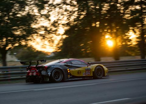 Le Mans Race 2017 BVDW-9