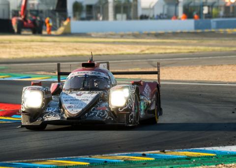 Le Mans Race Tung en bleek BVDW-12