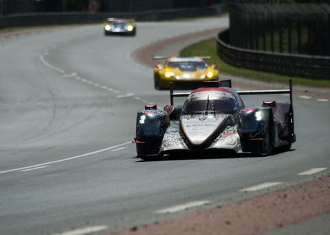 Le Mans Race Tung en bleek BVDW-13