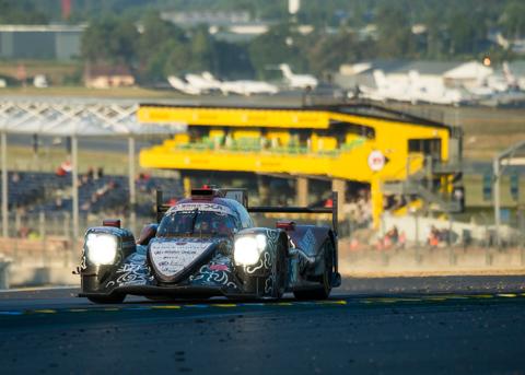 Le Mans Race Tung en bleek BVDW-7