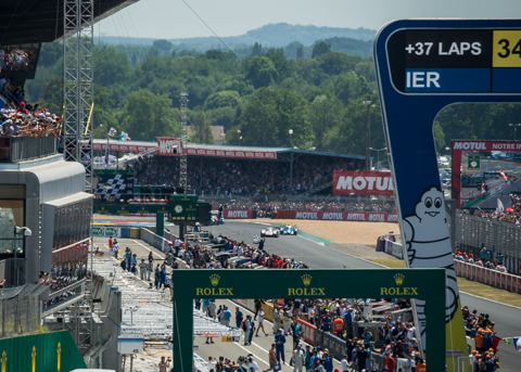 Le Mans Race Zondag middag BVDW-3