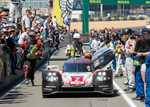Le Mans Race Zondag middag BVDW-6
